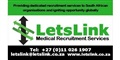 Posted by Letslink Medical Recruitment Agency - Profile