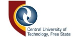 Central University of Technology, Free State logo
